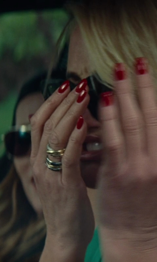 Cameron Diaz with Cartier Trinity de Cartier Ring in The Other Woman