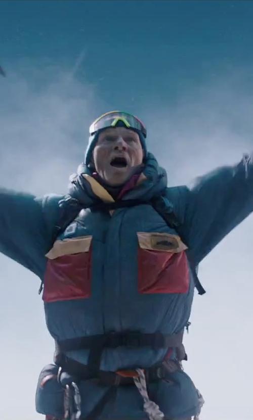 Ingvar Eggert Sigurðsson with Oakley A-Frame 2.0 Ski Goggles in Everest