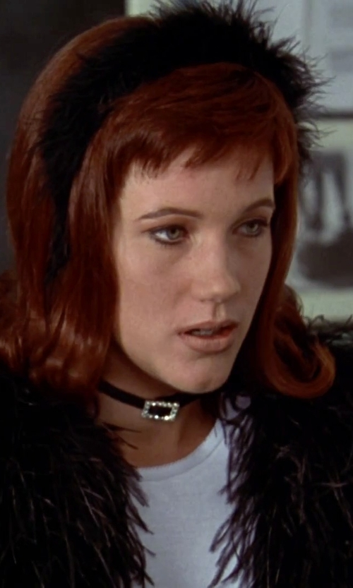 Elisa Donovan with Turtle Fur Women's Fancy Fur Headband in Clueless