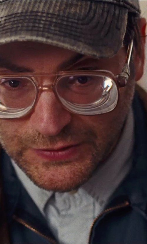 Michael Stuhlbarg with Superdry Riley-108 Rectangular Eyeglasses in Cut Bank
