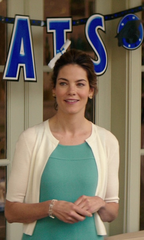 Michelle Monaghan with Konstantino Classics Link Toggle Bracelet in The Best of Me