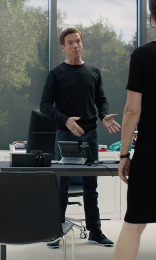 Damian Lewis with Nike Men's FS Lite Run 2 Running Shoes in Billions