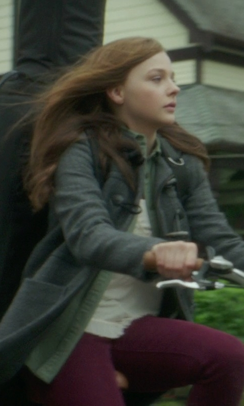 Chloë Grace Moretz with Eastman CC40 Presto Soft Cello Bag in If I Stay