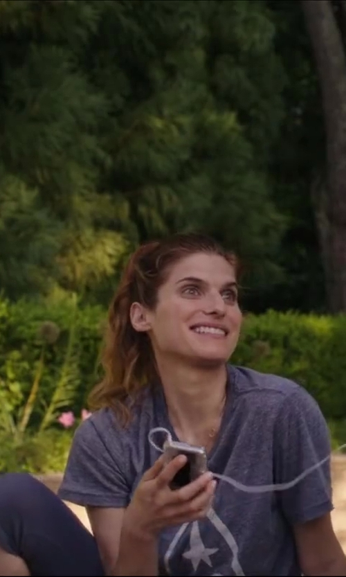 Lake Bell with 6397 BOY T in Million Dollar Arm
