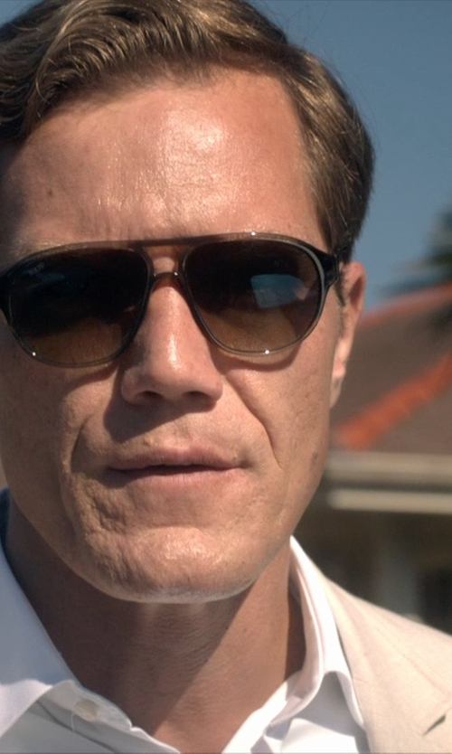 Michael Shannon with Mercedes M 3017C Sunglass in 99 Homes