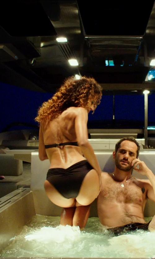 Unknown Actor with Lazul Swimwear Gatsby Maia Bikini in The Transporter: Refueled