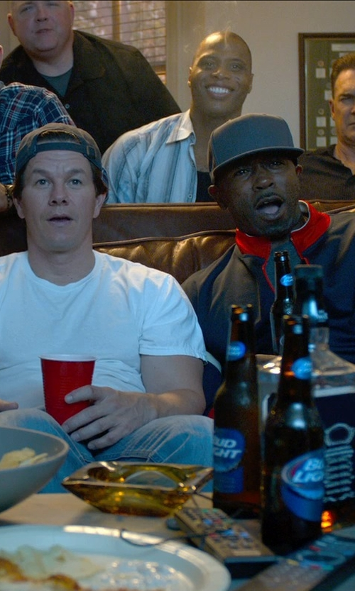 Mark Wahlberg with Bud Light Beer in Ted 2