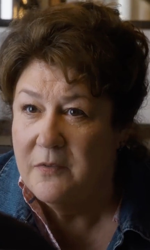 Margo Martindale with Mother The Bruiser Snap Vest in Sneaky Pete