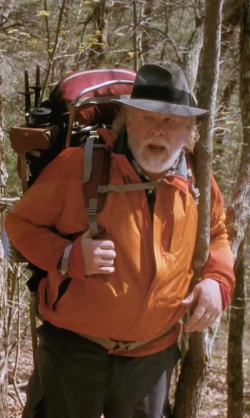 Nick Nolte with Mountain Hardwear Isomer Soft Shell Jacket in A Walk in the Woods