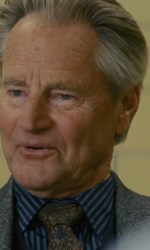 Sam Shepard with Lindbergh Single Breasted Blazer in Midnight Special