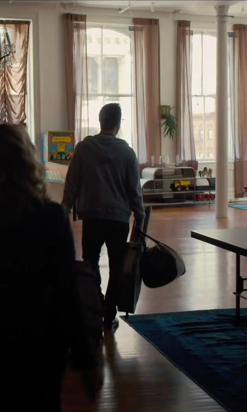 Adam Levine with Martin Dreadnought Hardshell Case in Begin Again