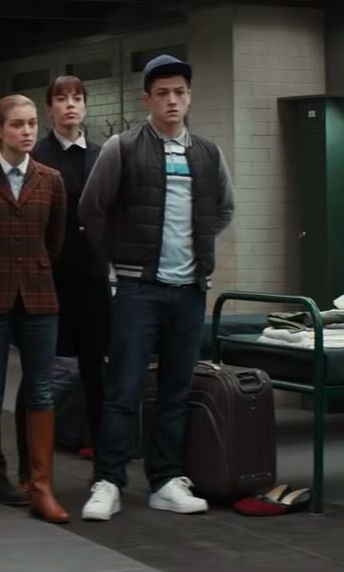Taron Egerton with Nike Air Force 1 Low in Kingsman: The Secret Service