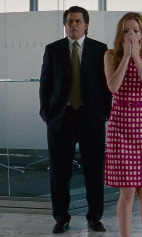 David Thornton with Salvatore Ferragamo Remigio Oxford Shoes in The Other Woman