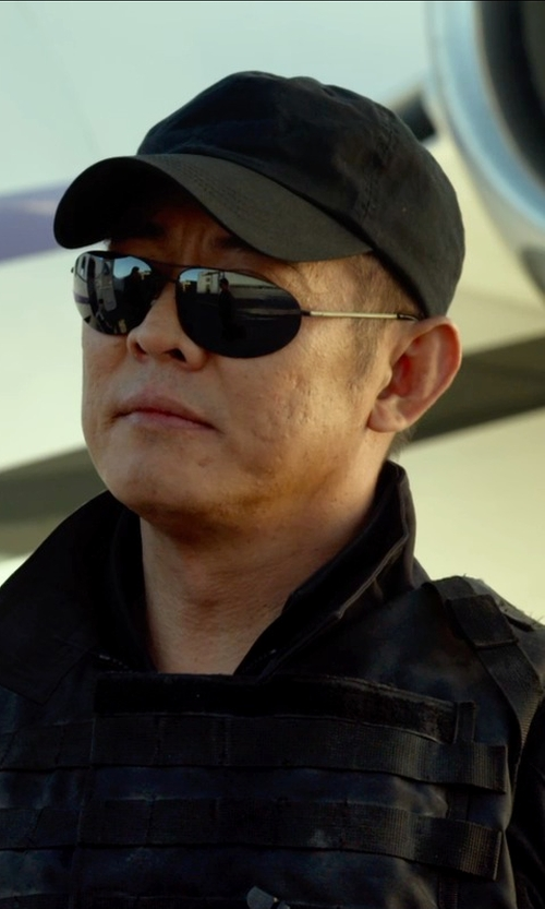 Jet Li with 5.11 Tactical TacLite Pro Long Sleeve Shirt in The Expendables 3