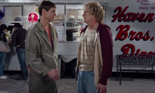 Haven Brothers Diner Providence, Rhode Island in Dumb and Dumber To