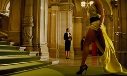 Rebecca Ferguson with Vienna State Opera Wien, Austria in Mission: Impossible - Rogue Nation