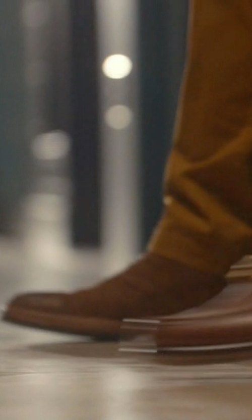 Taylor Lautner with To Boot New York  Brewer Suede Chukka Boots in Scream Queens