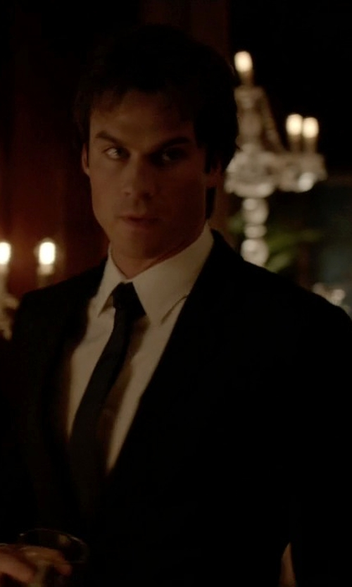 Ian Somerhalder with Tonello Two Piece Suit in The Vampire Diaries