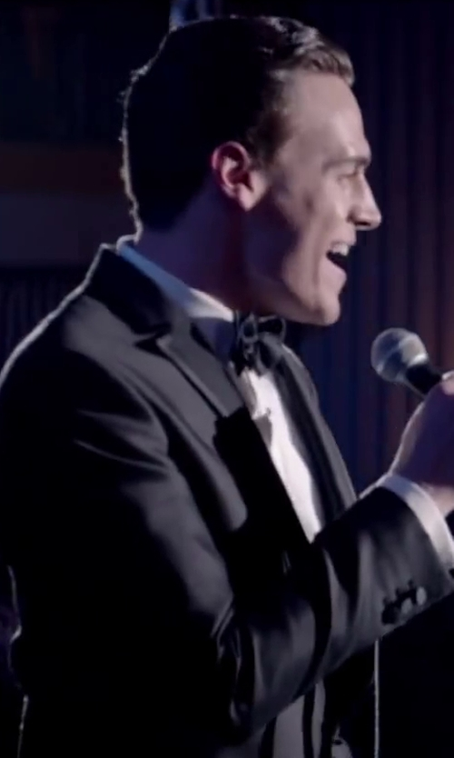 Erich Bergen with Brioni Formal Bow Tie in Jersey Boys