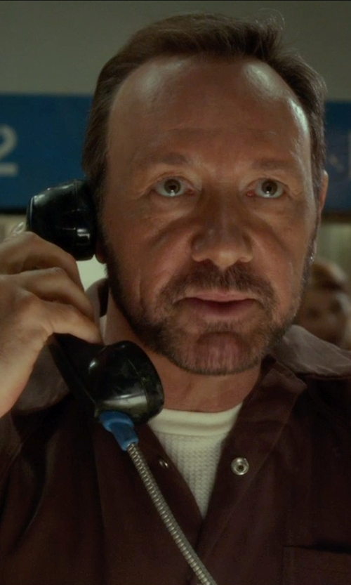Kevin Spacey with ASOS Ribbed Sweater in Horrible Bosses 2