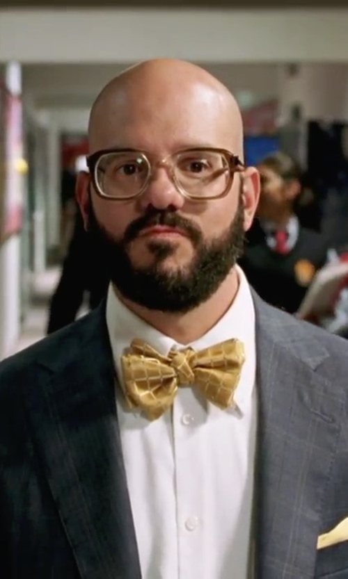 David Cross with Oliver Peoples Optical Glasses in She's The Man