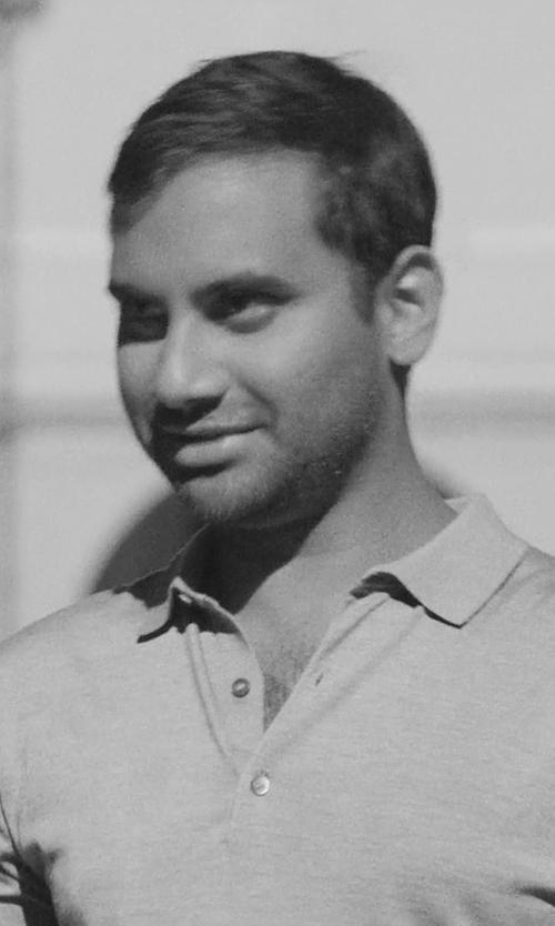 Aziz Ansari Fashion And Clothes Thetake