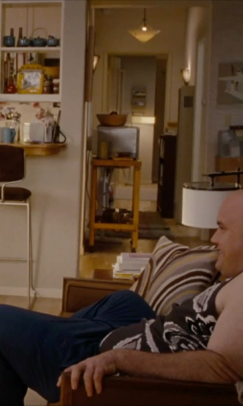 Guy Branum with The North Face Logo Sweatpants in No Strings Attached