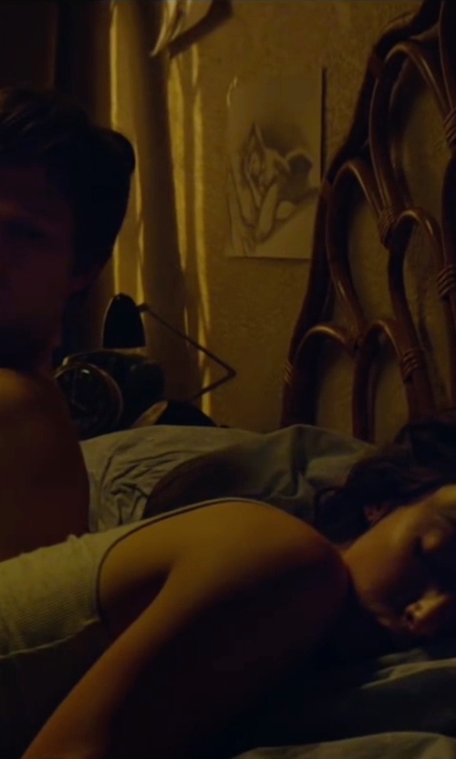 Charlotte Le Bon with Majestic Tank Top in The Walk