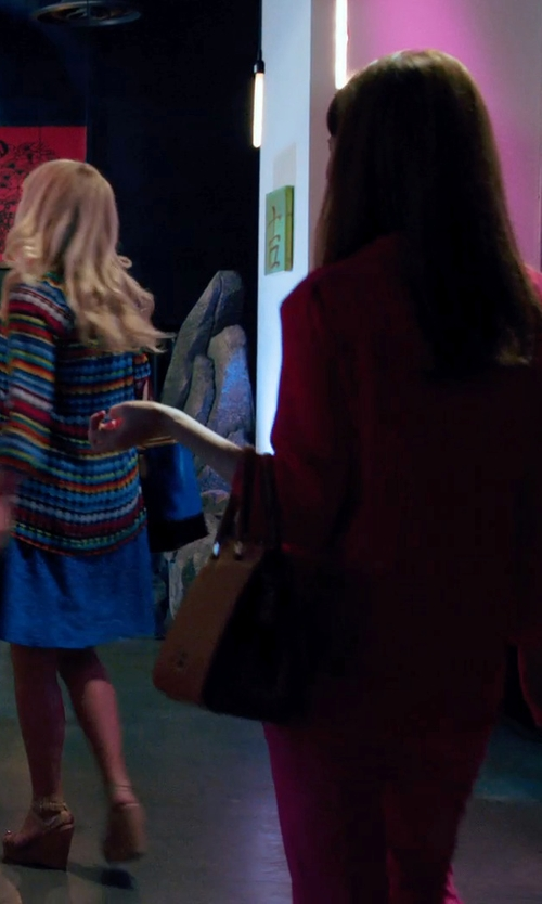 Ellie Kemper with Fossil 'Sydney' Shopper in Laggies