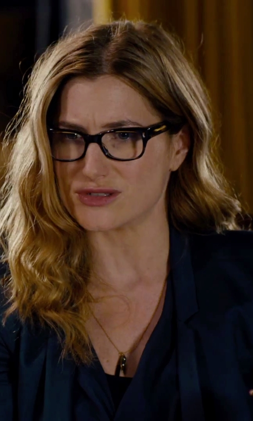 Kathryn Hahn with Dorothy Perkins Tall One Button Blazer in She's Funny That Way