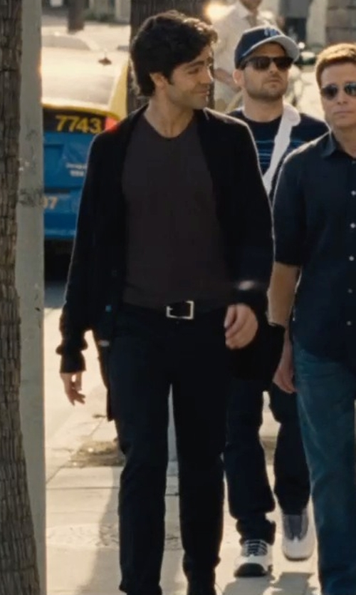 Adrian Grenier with Dolce & Gabbana Denim Pants in Entourage