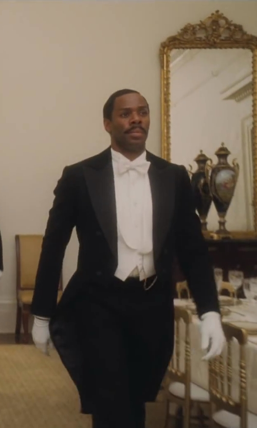 Colman Domingo with Marcella 'Self Tie' Bow Tie in Lee Daniels' The Butler