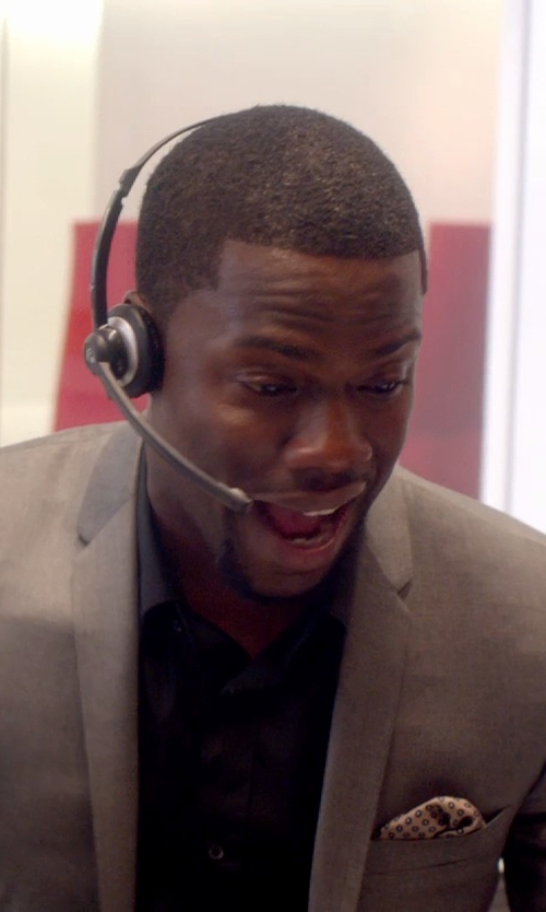 Kevin Hart with Cellet Wireless Headset With Microphone in Top Five