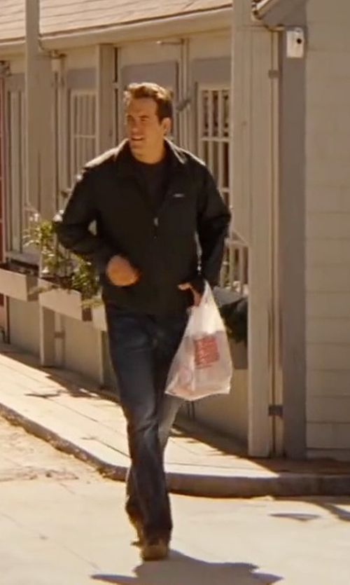 Ryan Reynolds with Prps Noir Denim Pants in The Proposal
