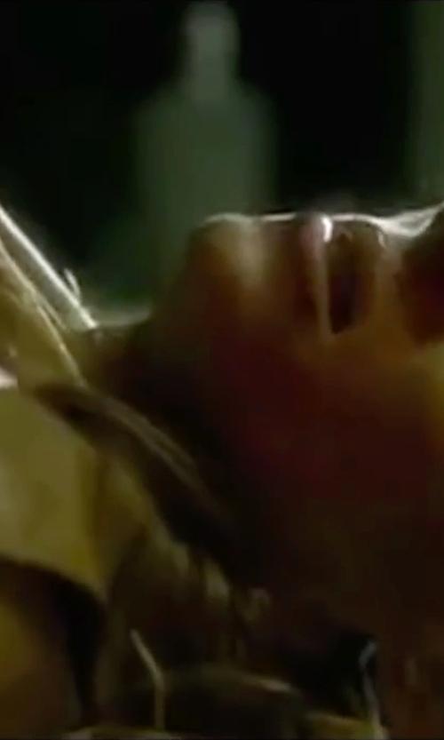 Uma Thurman with Outfitter Jackets Megan Fox Tmnt Jacket in Kill Bill: Vol. 2
