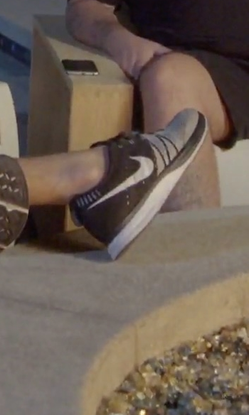 Scott Disick with Nike Flyknit Trainer+ Sneakers in Keeping Up With The Kardashians