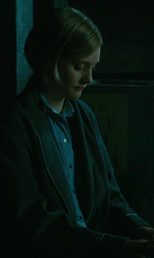 Romola Garai with Fleur't 'Take Me Away' Long Robe in Atonement