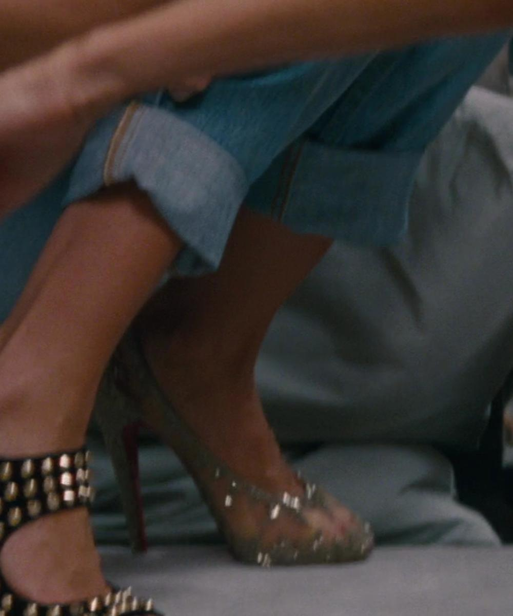 Olivia Culpo Christian Louboutin Bianca Pump from The Other Woman ...