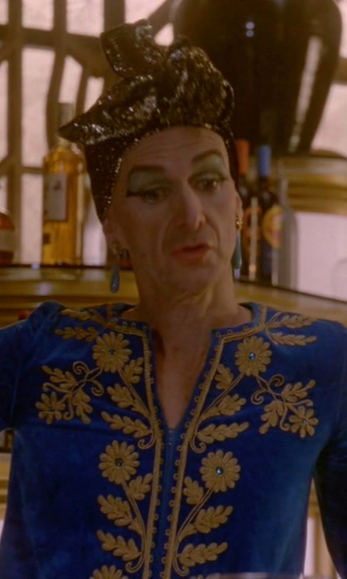 Denis O'Hare with Gretchen Scott The Reef Tunic in American Horror Story