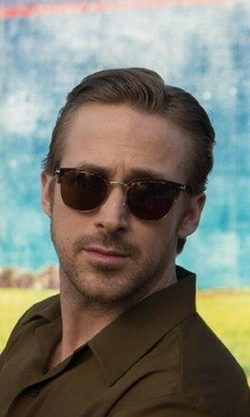 Ryan Gosling with Persol PO3105S Sunglasses in La La Land