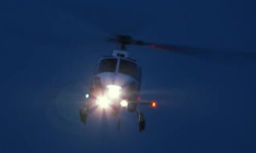 Unknown Actor with Eurocopter AS350 in Contraband