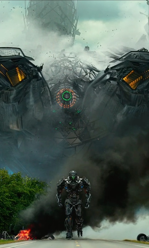 Aaron Archer (Concept Artist) Galvatron in Transformers: Age of Extinction