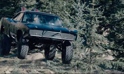 Unknown Actor with Pikes Peak Highway El Paso Country, Colorado in Furious 7