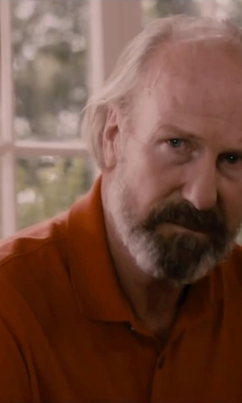 William Hurt with Polo Ralph Lauren Classic-Fit Neon Polo Shirt in The Disappearance of Eleanor Rigby