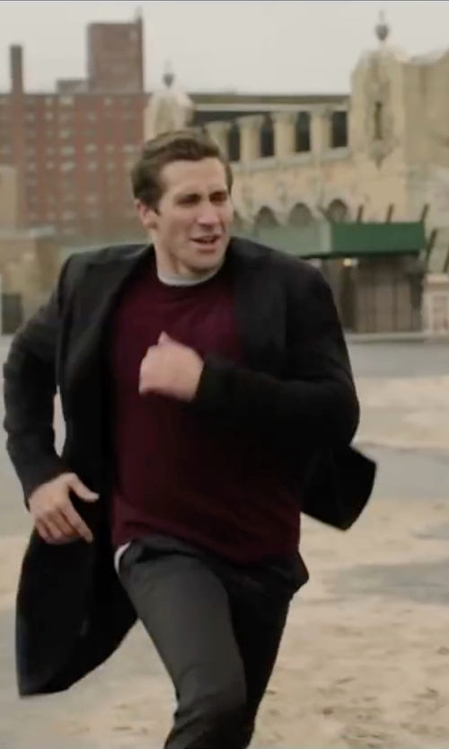 Jake Gyllenhaal with Incotex Bill Trousers in Demolition