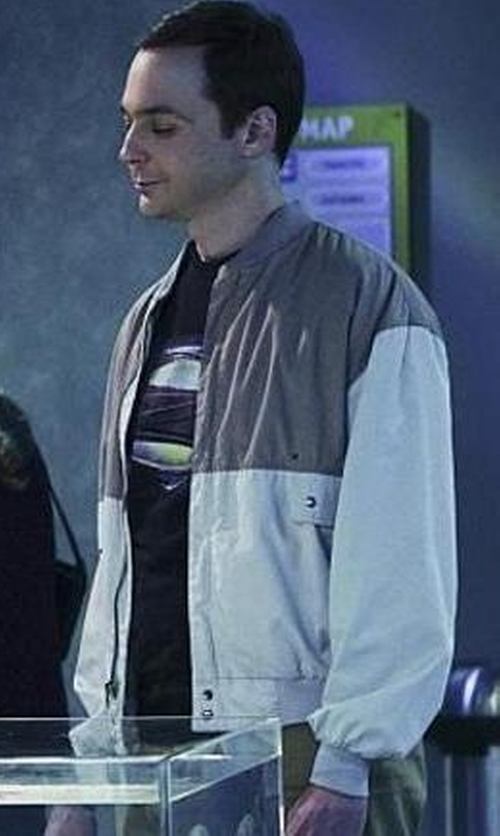 Jim Parsons with Avalanche Cedar Bay Jacket in The Big Bang Theory