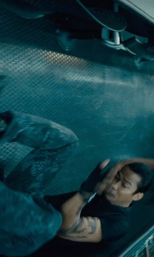 Tony Jaa with Reebok Waterproof Side Zip Duty Boot in Furious 7