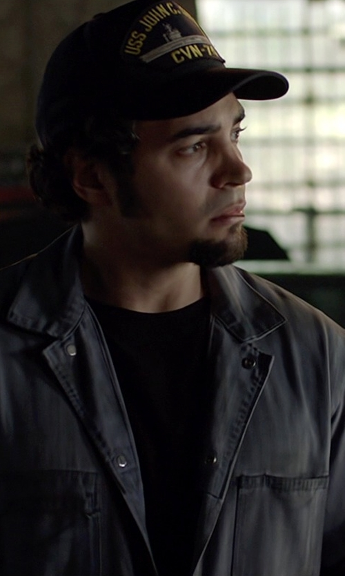 Ramon Rodriguez with Mossimo Supply Co. Men's Crew Neck T-Shirt in Need for Speed