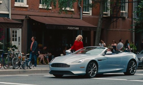 Cameron Diaz with Zoomies New York City, New York in The Other Woman