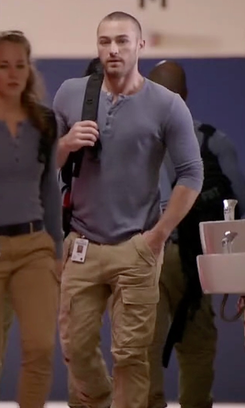 Jake McLaughlin with Publish Angus Cargo  in Quantico